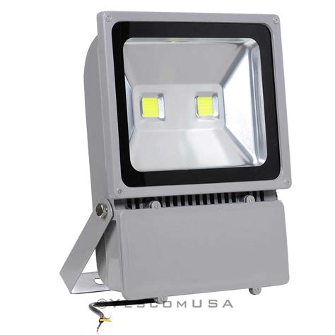 100w led bulbs flood light outdoor landscape security