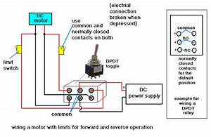 Wiring A Limit Switch