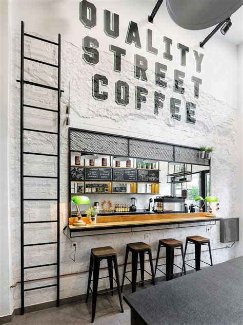 small coffee shop interior design andreas petropoulos has designed a small takeaway coffee bar in greece wood interiors