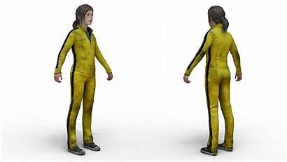 Ellie Tlou Jumpsuit Ps4 Deviantart Raincoat
