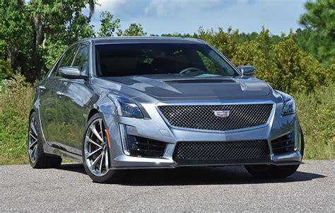 2019 Cadillac Cts V 2019 cadillac cts v review test drive