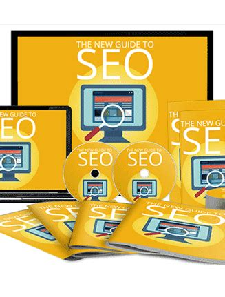 Seo Ebook by Guide To Seo Ebook And With Master Resale Rights