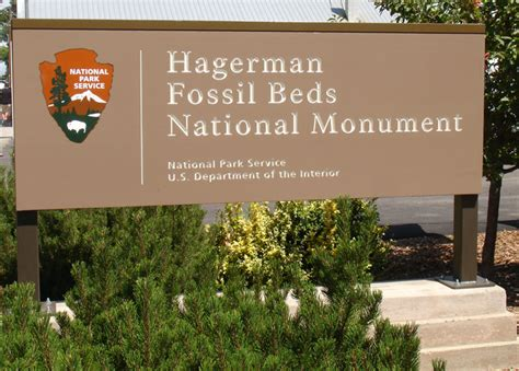 Hagerman Fossil Beds National Monument by Fossil Beds National Monument Hagerman Idaho Travel