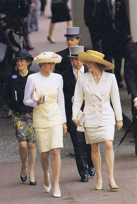07 Princess Diana and Sarah Ferguson Photo C GETTY IMAGES ...
