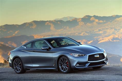 Light Blue Sports Cars by 2017 Infiniti Q60 Sport Coupe Review