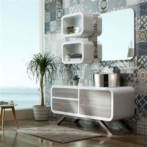 use geometric moroccan patchwork tiles to create a