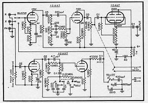 hifi preamp 1954 valve amplifiers pinterest vacuum With electric guitar preamplifier circuitsprojects