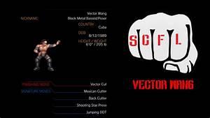 Vector Wang - Scfl Pro