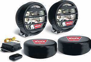 Kc Light Kit Warn 82410 3 5 Quot Wireless Fog Light Kit Quadratec