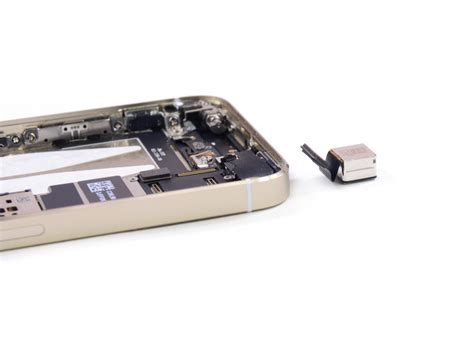 ifixit iphone 5s battery ifixit s iphone 5s teardown finds larger battery improved
