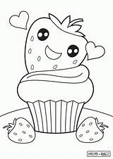 Coloring Pages Colouring Cupcake Printable Sheets Getdrawings Opportunities Nice Preschool Coloringhome Getcolorings Drawing sketch template