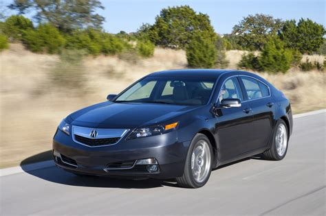 2014 acura tl top speed