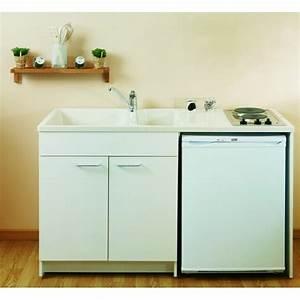 Lave Vaisselle Sous Evier : cool meuble melamine sous evier hydrofuge modele giga x mm ~ Premium-room.com Idées de Décoration