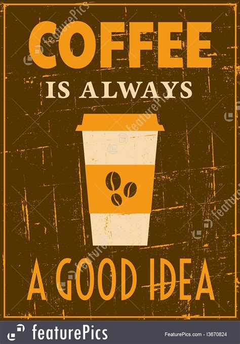 Check out our coffee poster vintage selection for the very best in unique or custom, handmade pieces from our prints shops. Retro Coffee Poster Illustration