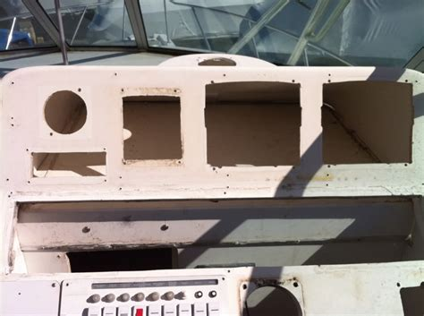 Buy Boat Electronics by Should I Buy Electronics To Fit The Existing Holes The