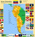 Alternate history where the former Spanish colonies in ...