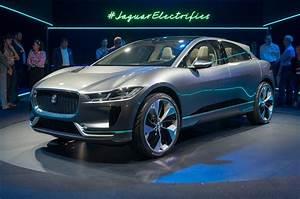 Jaguar I Pace : jaguar i pace concept first look review ~ Medecine-chirurgie-esthetiques.com Avis de Voitures