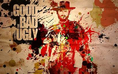 Clint Eastwood Western Movies Ugly Bad Mocah