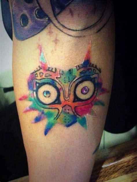 majoras mask piercings  tattoos pinterest masks