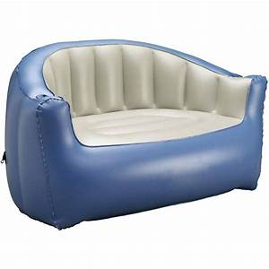 inflatable double sofa seat2 person inflatable sofa bed With two person sofa bed