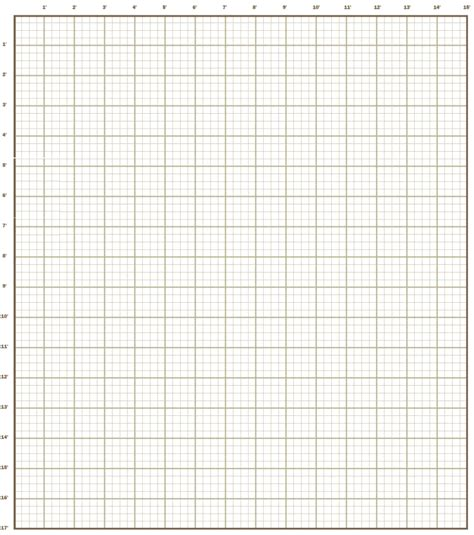Grid Paper For Floor Plans  Myideasbedroomcom