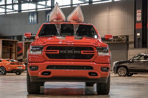 Ram Showcases Mopar Parts for 2019 Ram 1500 - PickupTrucks ...