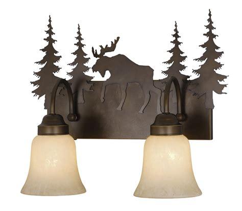 Timberland Lighting by Timberland Vanity Light 2 Light
