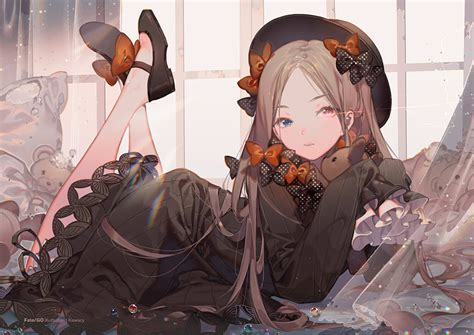foreigner abigail williams fategrand order zerochan