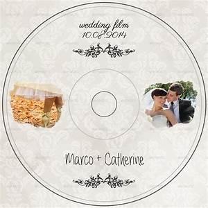 Elegant Wedding DVD Cover by Comforto | GraphicRiver
