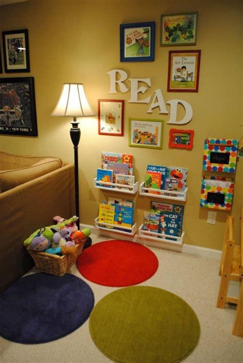 60 creative bookshelf reading corner room ideas