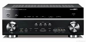 Yamaha Rx-v871 - Manual - Audio Video Receiver