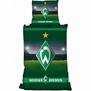 Werder Bremen Bettwäsche : sv werder bremen bettw sche stadion bergr e ~ A.2002-acura-tl-radio.info Haus und Dekorationen