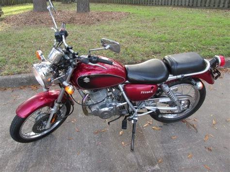 Suzuki Kingwood by Suzuki Tu250 Motorcycles For Sale