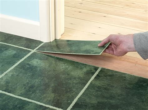 Laying Tile Linoleum by 30 Great Ideas And Pictures Of Self Adhesive Vinyl Floor