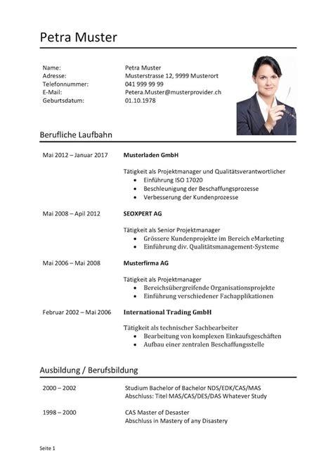 Tabellarischer Lebenslauf Vorlage Word by Lebenslauf Vorlage Klassisch Modern 11 Kostenlose