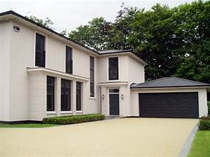 Villa Style House - Traditional - Exterior - manchester UK