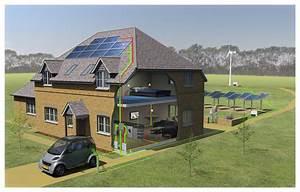 Eco House Diagram   Tm Illustrationtm Illustration