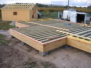Dalle Beton Maison : nice prix dalle beton maison 4 dalle bois pour maison ~ Premium-room.com Idées de Décoration