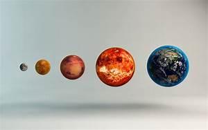 Inner Solar System Sizes by microbot23 on DeviantArt