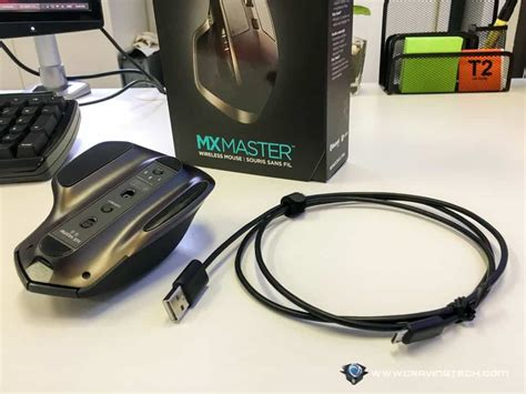 the master of all wireless mouse logitech mx master review