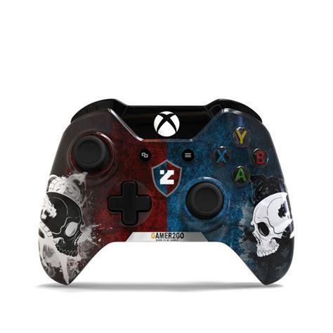 cool xbox  controllers doombringer gamergo gamergo