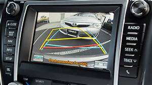 Toyota Tundra Oem Integrated Backup Camera System