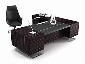 Elegant Black Executive Desk Shaped Executive Office Black Executive Desk Idea For Your Office