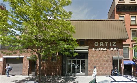 Rg Ortiz Funeral Home New York Ny  Home Review