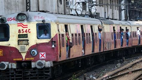 Delhi To Mumbai Train Mumbai To Get Its First Local Ac Train By New Year