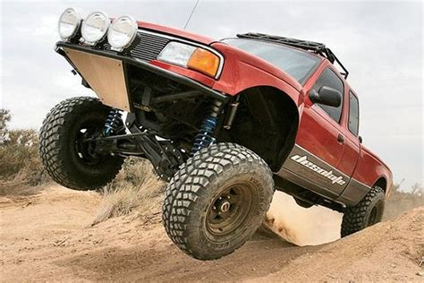 ford ranger  photo gallery lifted wd  road