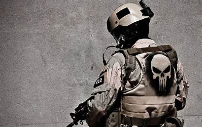 Army Desktop Wallpapers Punisher Military Navy Soldier