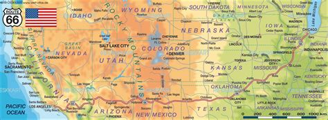 map route  map  route  united states usa map
