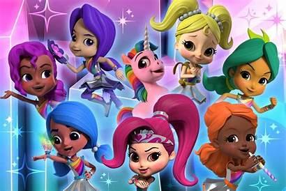 Genius Brands Rangers Rainbow Characters Gnus International