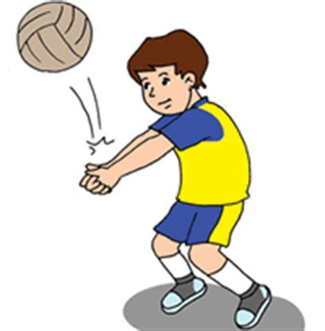 permainan bola voli mini sangpangemong
